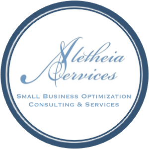 Aletheia Services Logo